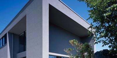 借来的风景|日本景观混凝土住宅设计的相关图片