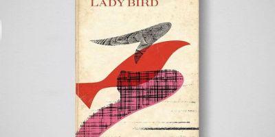 插畫家把經典電影設計為書籍封面,復古做舊特別吸引人