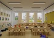 西安高新区幼儿园装修效果图