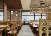 西安云蒸时代连锁餐饮设计图