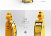 福彩机器人 手机端设计, 创意来自小