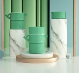 水杯产品设计 原创作品 / 工业/产品