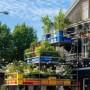 拉脱维亚实现了第一个试验性城市垂直花园