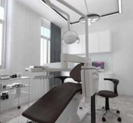 中堂牙科诊所装修 中堂口腔医院 齿科