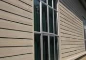水泥木纹板别墅外墙挂板 绿活木纹水