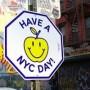 burn&broad把纽约街道标志变成好玩的公共艺术装