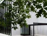 玻璃+混凝土的协奏曲——蒂尔堡大学教育自学中心/Kaan建筑