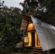 厄瓜多尔紧凑型Huiara住宅,一个负碳足迹的建筑