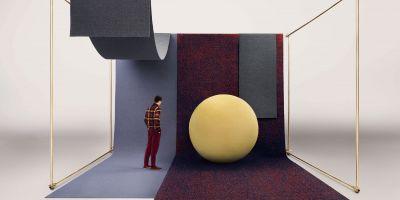 商業地毯集團的新系列慶?!皩Φ靥旱目释?。