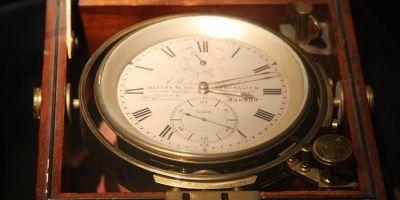 海洋编钟:改变全球化进程的时钟