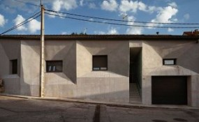 寬敞、廉價的住宅—西班牙舒適的鄉村現代房子