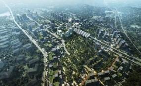 深圳光明城交通樞紐項目/Foster + Partners