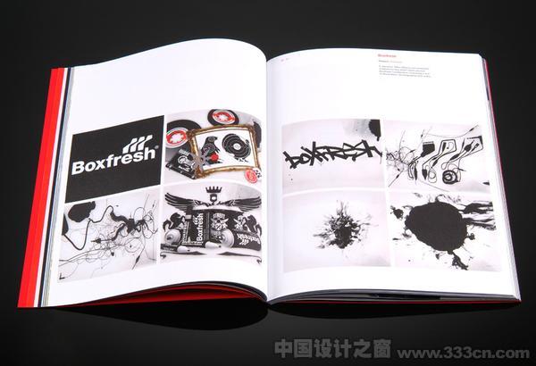 townsend书籍杂志版面设计