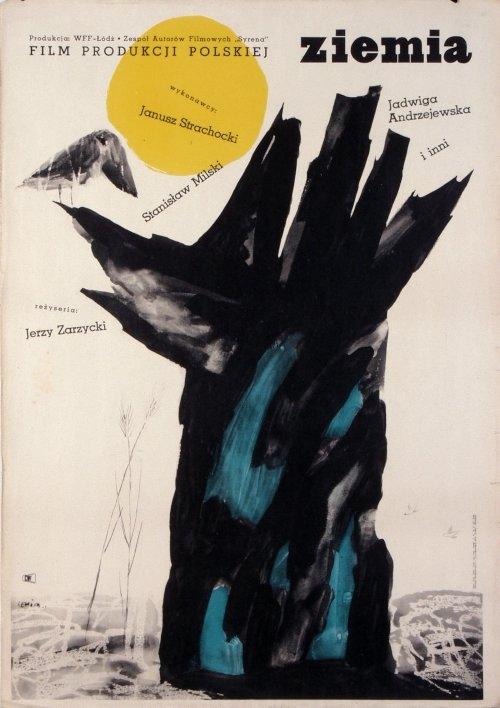 波兰暗黑系列电影海报设计(一)